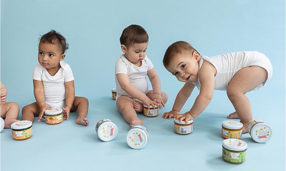 """Cutie-Pie: """"Kinderen de wereld laten ontdekken door middel van gastronomie"""""""