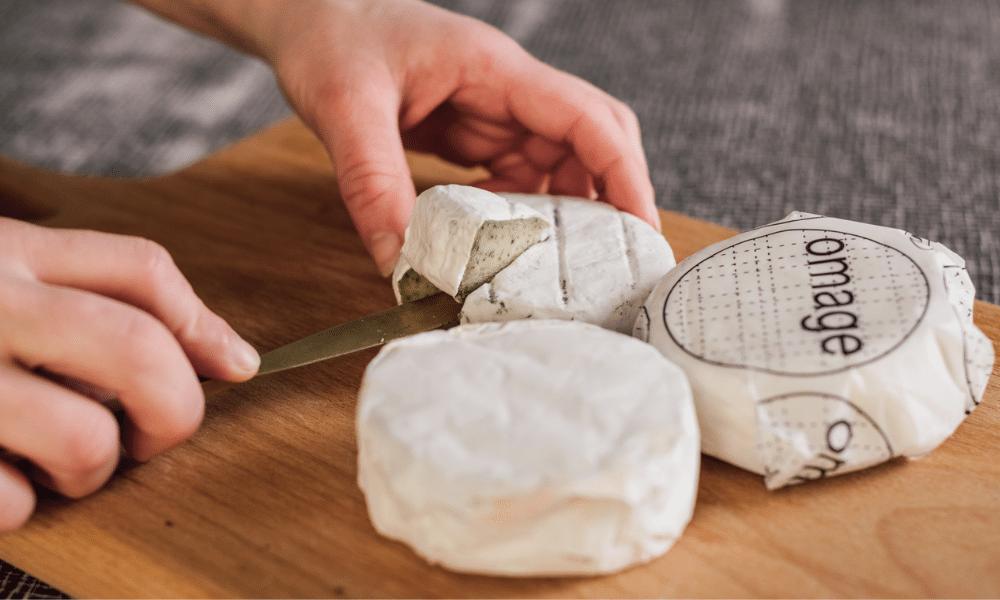 Omage: een homage aan fromage, maar dan plantaardig