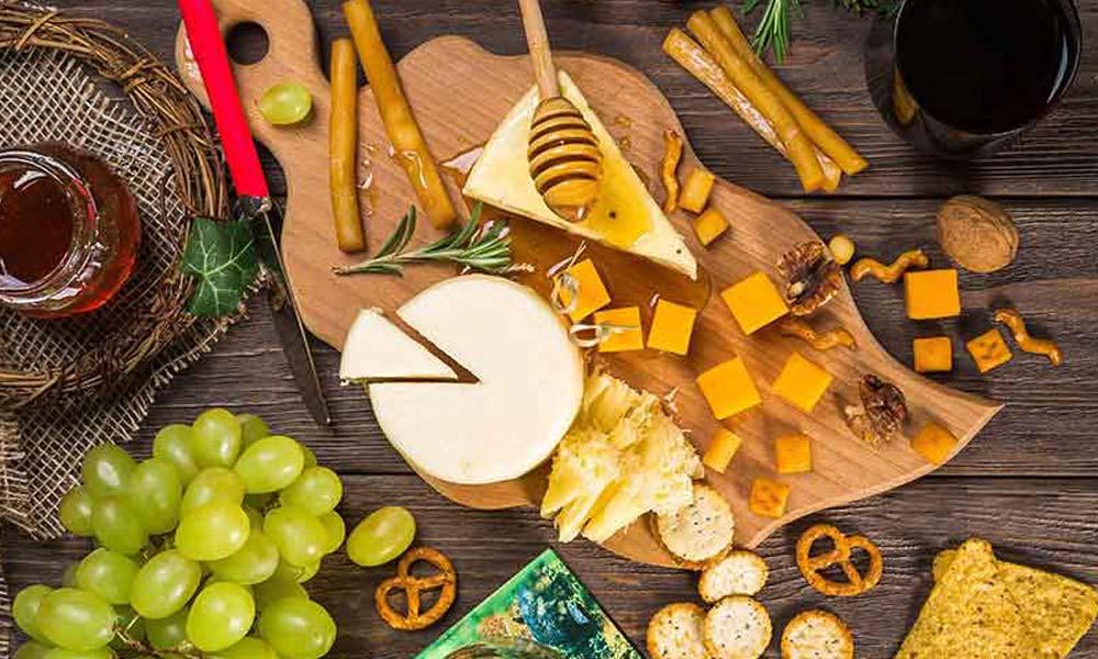 Vijf handige tips voor een feestelijke kaasplank