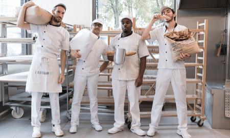 La Boulangerie des Tanneurs bakt zuurdesembrood voor BE O
