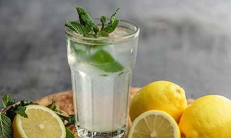 Feestdrankjes afwerken doe je met bio ingredienten