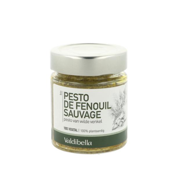 Pesto wilde venkel (0,140 kg)