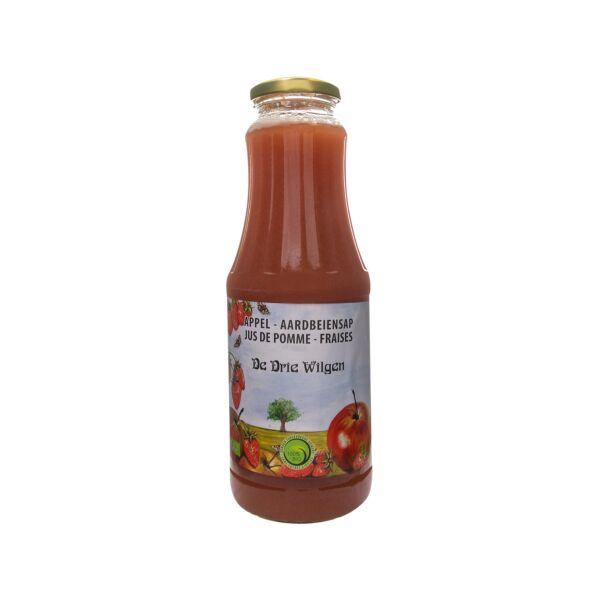 Appel-aardbeiensap (1 l)