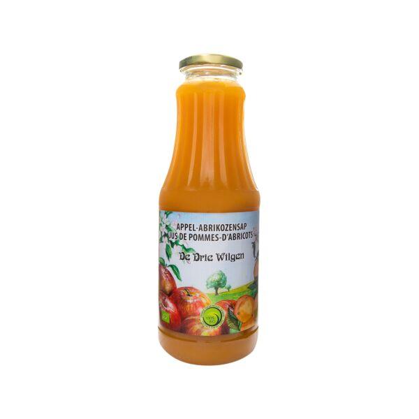 Appel-abrikozensap (1 l)