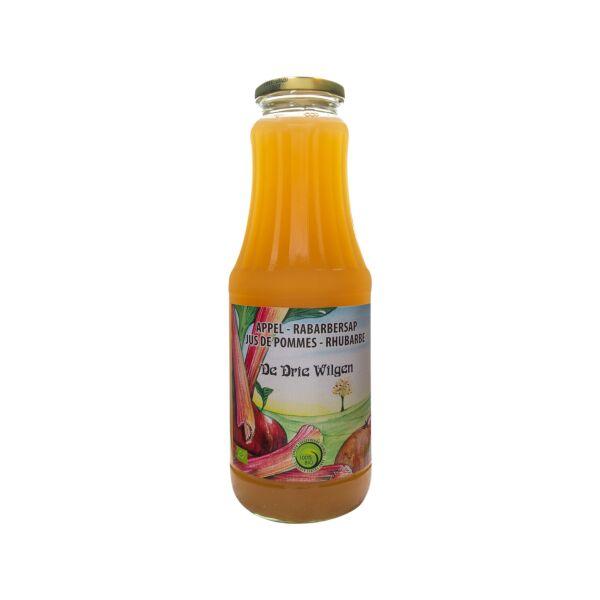 Appel-rabarbersap (1 l)