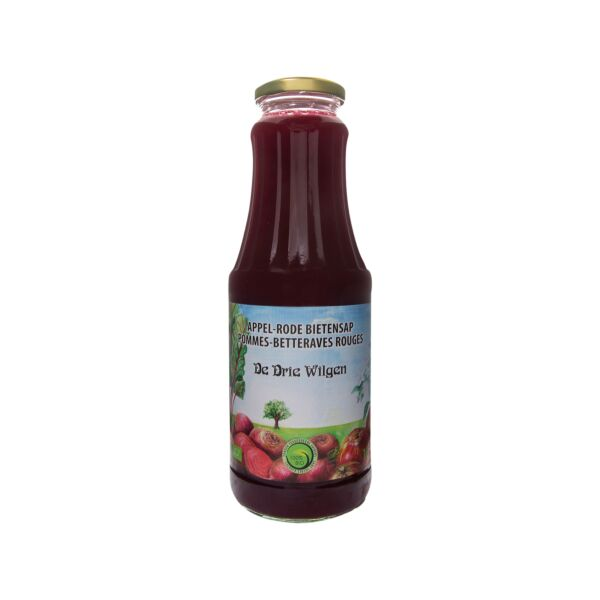 Appel-rode bietensap (1 l)