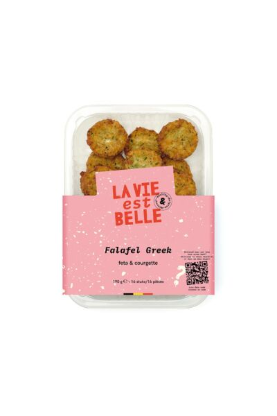 Falafel Greek - vegan (12 x 0,0125kg)