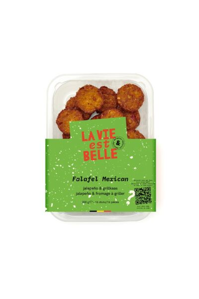 Falafel Mexican - vegan (12 x 0,0125kg)