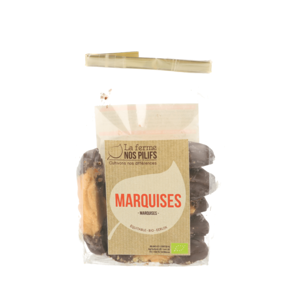 Marquise koekjes