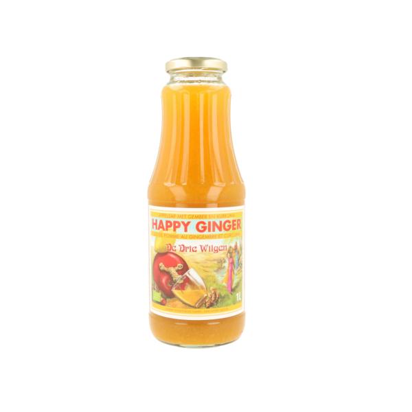 Happy Ginger en curcumasap (1 l)