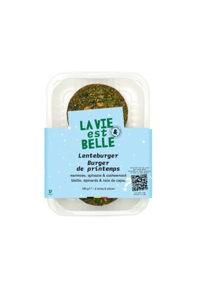 Lenteburger - vegan (2 x 0,090 kg)
