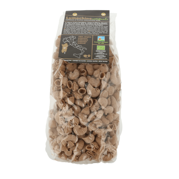 Lumachine integrale (volkoren) pasta (0,500 kg)