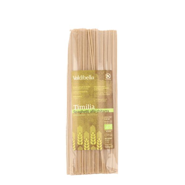 Pasta Timilia - Spaghetti Alla Chitarra
