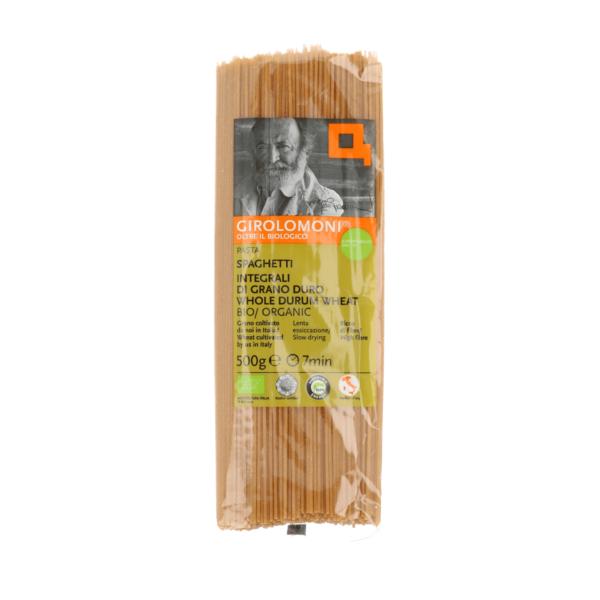 Volkoren spaghetti