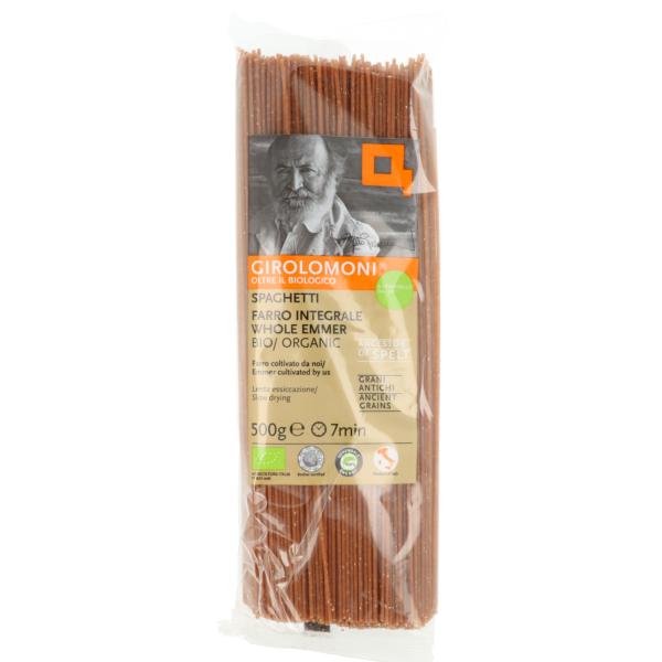 Spaghetti van spelttarwe