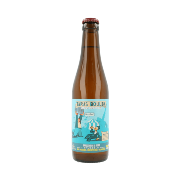 Brasserie de la Senne - Taras Boulba bier (0,33 l)