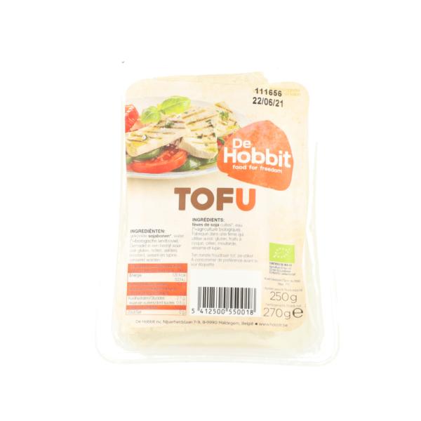 Tofu gelactofermenteerd natuur ( 0,100 kg)