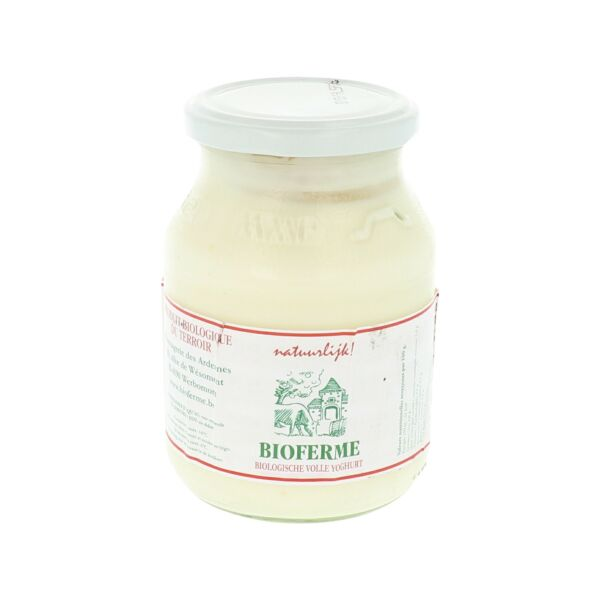 Volle yoghurt (0,500 kg)