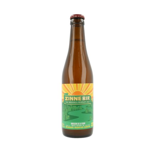 Brasserie de la Senne - Zinnebir bier (0,33 l)