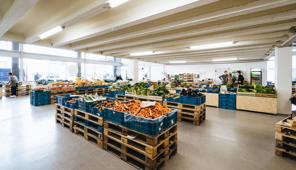 Versmarkt Antwerpen BEO Markt