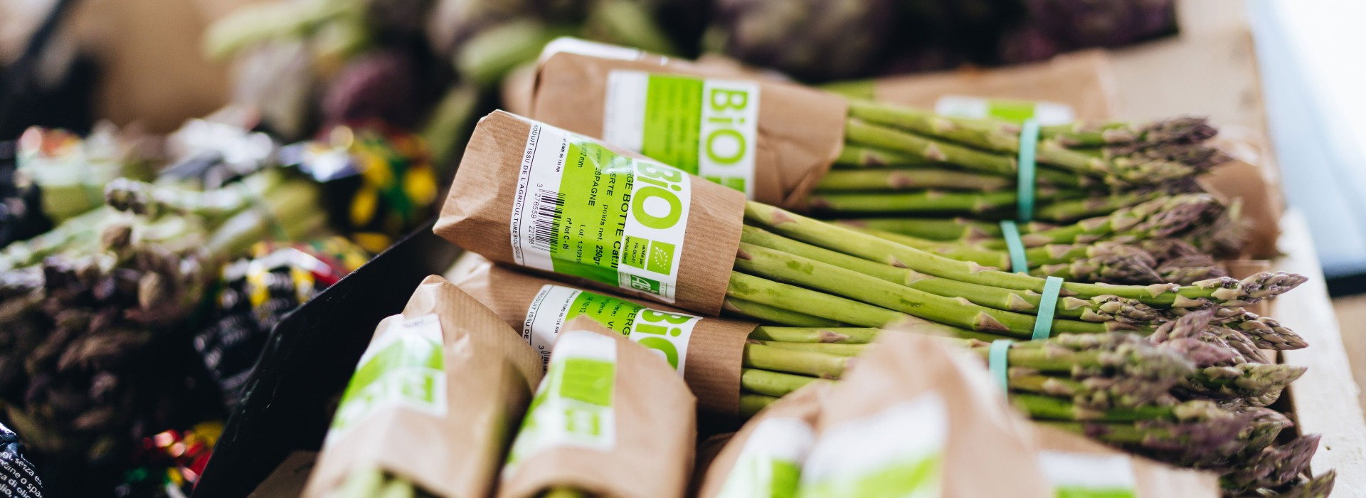 Verse en betaalbare bioproducten
