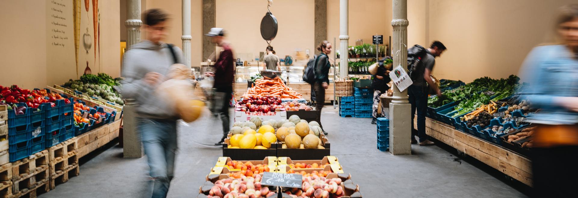 Achetez vos produits bio au Marché Bio