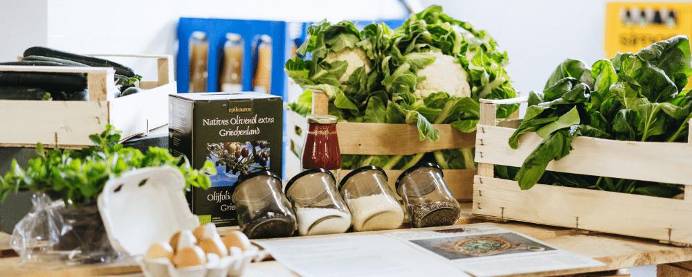 bio olijfolie biomarkt Antwerpen
